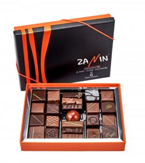 Coffret 23 chocolats