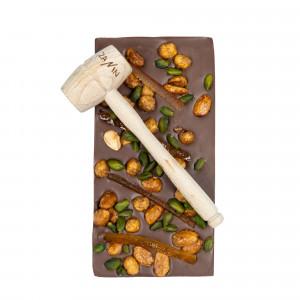 Tablette à KC - Chocolat Lait