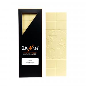 Tablette Chocolat Blanc 35%