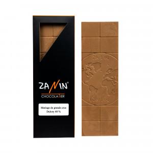 Tablette Chocolat Blond Dulcey 40%