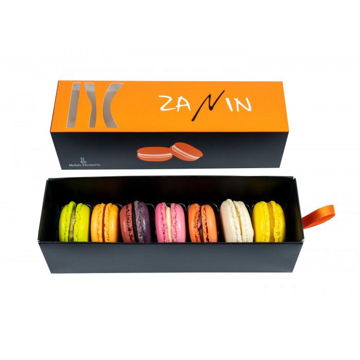 Coffret 7 Macarons