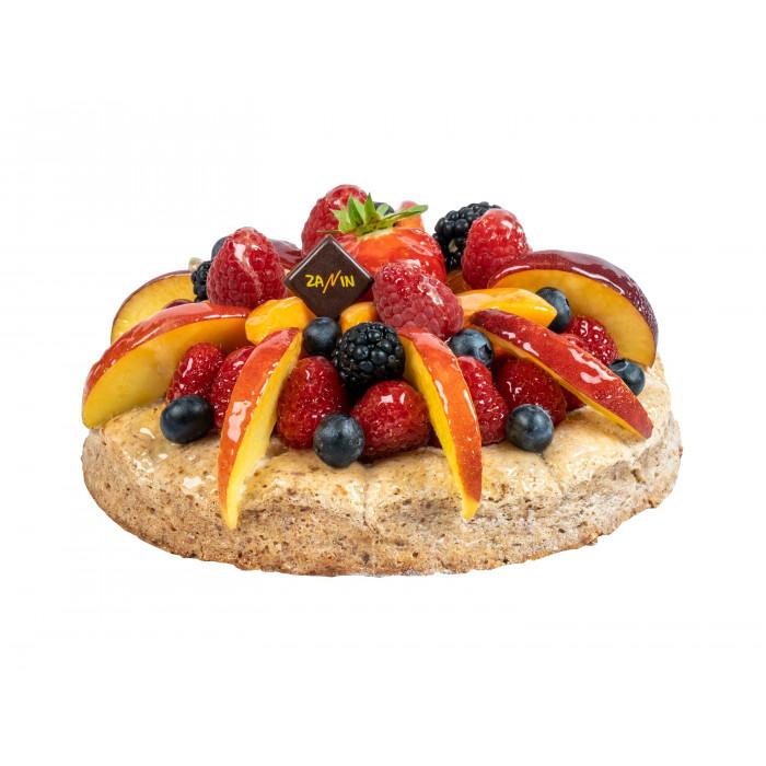 Entremets - Dacquoise aux Fruits
