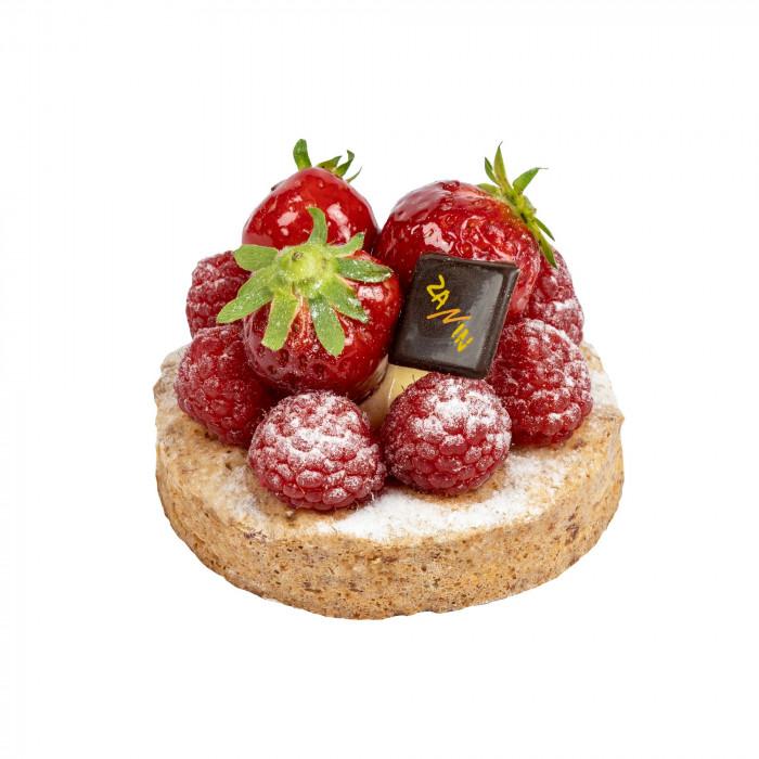Dacquoise aux Fruits