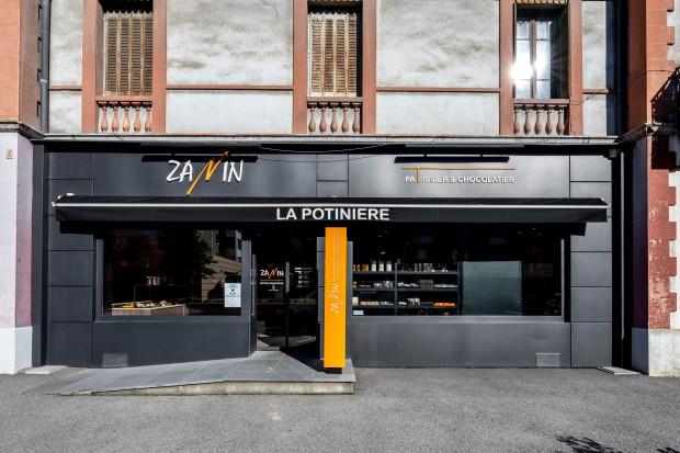 Boutique Le Fayet Façade